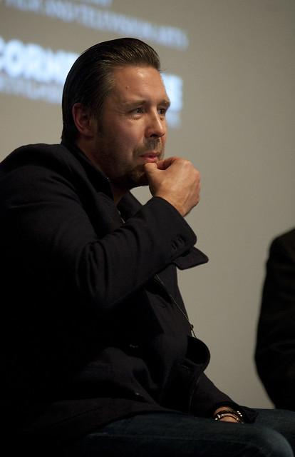 BAFTA Paddy Considine 16