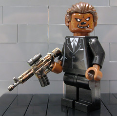 The Beast-from-the-East Grants a Boon! [Custom Painted Test Print ARC by JD] (2) (ToyWiz.com) Tags: gun giveaway weapon jd beastfromtheeast brickarms toywiz