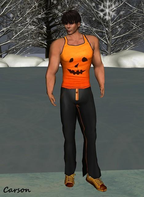 [hate this] - Halloween PJs