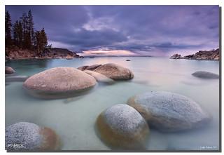 Secret Cove/Harbor breakthrough, Lake Tahoe, NV