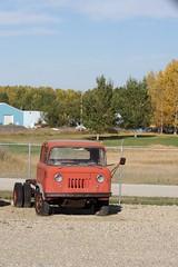 1958 Jeep FC-170 DRW (dave_7) Tags: classic jeep 4x4 alberta 1958 fc drw forwardcontrol fc170