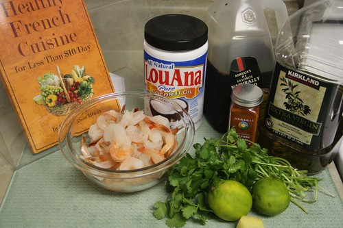shrimp ingredients