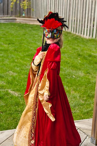 Eowyn the Carnivale lady