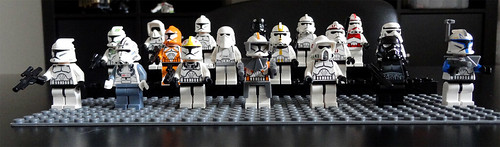 Storm/Clonetroopers