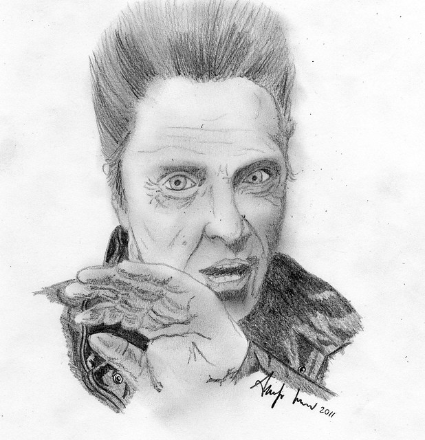 CHRISTOPHER WALKEN.