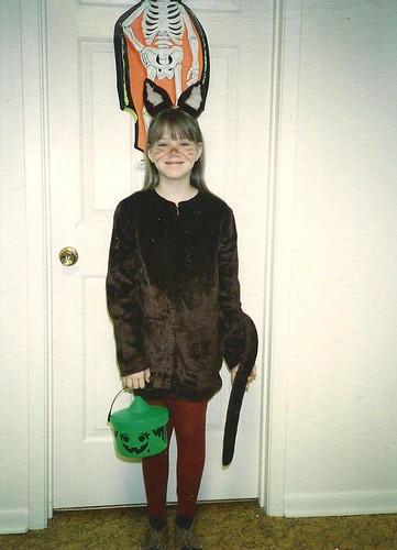 Halloween 1990.