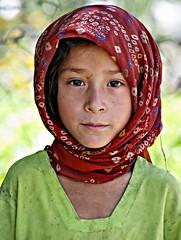 Zanskar Kid. (Prabhu B Doss) Tags: people india girl kids nikon muslim valley zanskar shia ladakh kargil suru travelphotography jammuandkashmir 2011 bikeexpedition himalays incredibleindia d80 parkachik prabhub prabhubdoss panikar zerommphotography 0mmphotography