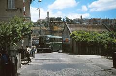 Carris 143 Campolide (Guy Arab UF) Tags: bus 1948 buses lisboa lisbon iii carris regal 143 weymann aec campolide ccfl autocarros bd1428