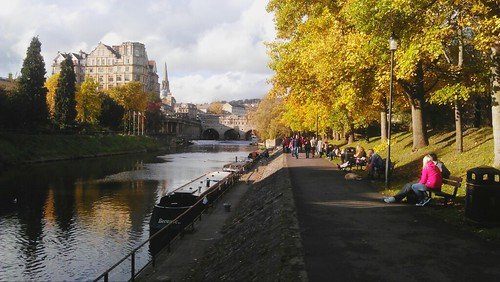 Bath in the Autumn