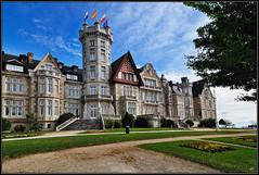 Palacio de la Magdalena (Santander - Spain) (JoseLMC) Tags: espaa esp santander cantabria