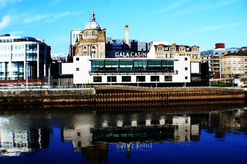 Casino at Glasgow Waterfront