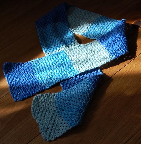 scarf toddler / das peuter