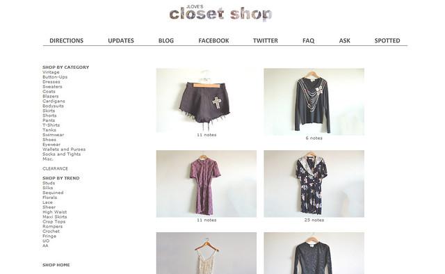 closetshop