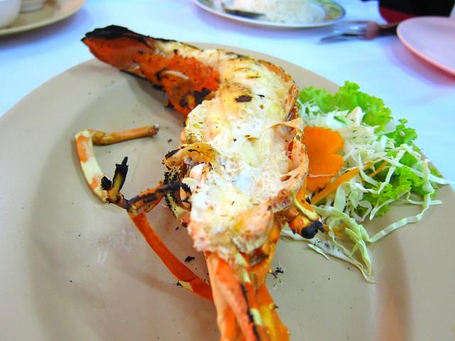 Grilled Phuket Lobster