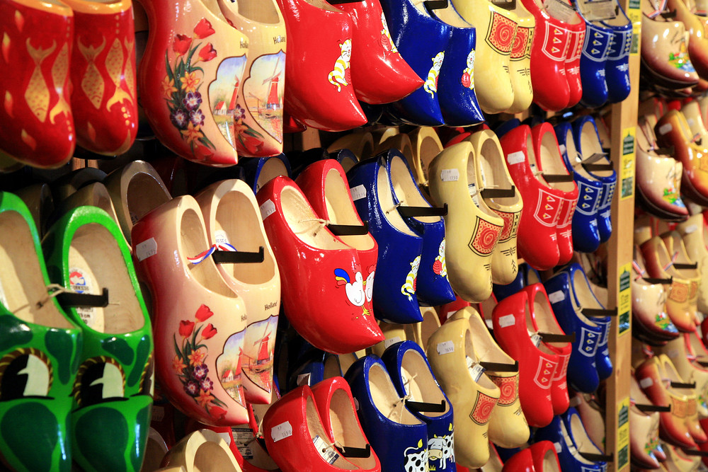 dutch wooden shoes www.cycletours.com by WWW.CYCLETOURS.COM, on Flickr