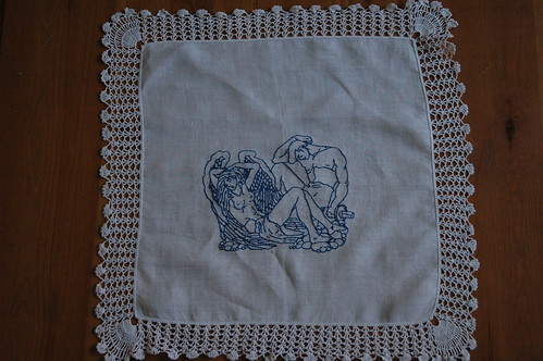 farewell to arms handkerchief