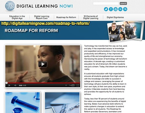 Roadmap for Reform | Digital Learning Now