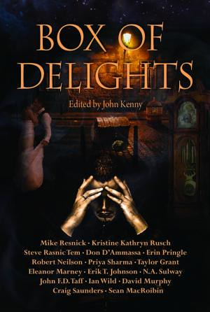 Box of Delights - Final Front Cover
