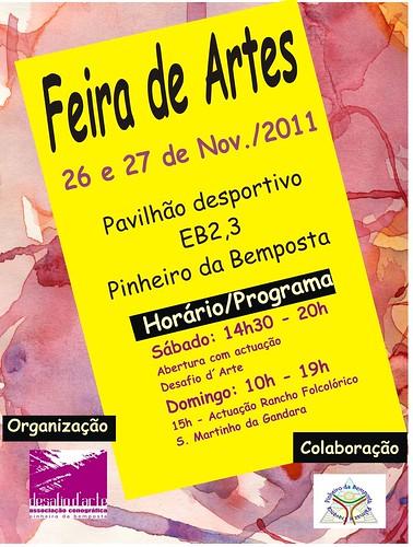 Feira de artes No Pinheiro da Bemposta by ♥Linhas Arrojadas Atelier de costura♥Sonyaxana