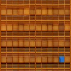 terracotta II [ explore ] (stemerk44) Tags: berlin window architecture facade ventana grid arquitectura terracotta fenster piano explore potsdamerplatz architektur fachada raster fassade debishaus flickraward