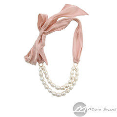Pink Baroque Pearl Necklace with Satin Ribbon (Umerseo) Tags: pearlnecklace ribbonnecklace pinknecklace designernecklace freshwaterpearlnecklace fashionnecklace pinkpearlnecklace pearlsjewelrydesignerjewelryfashionjewelrycheapjewelrylatestjewelryamericanjewelrypearljewelrygemstonejewelrynecklacesbraceletsringsearringsjewellery