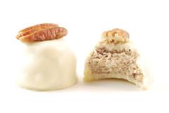 See's Pecan Pie Truffle