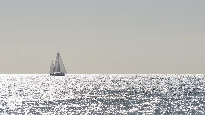 Sail into The Glimmer