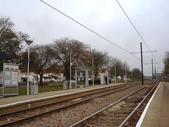 Picture of King Henry's Drive Tram Stop