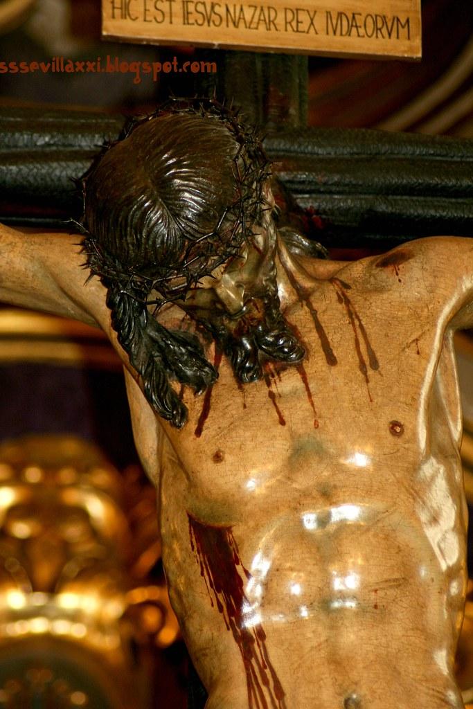 Santísimo Cristo de la Fundación, Hermandad de los Negritos, Semana Santa 2011