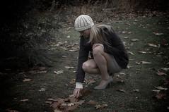 """The One I Love"" 2 (5/30) (FarronArt&Photo) Tags: woman man art couple dream surreal blond series metaphor davidgray lifeinslowmotion"
