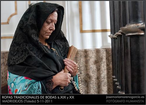 ROPAS TRADICIONALES DE BODAS s.XIX y XX EN MADRIDEJOS by José-María Moreno García = FOTÓGRAFO HUMANISTA