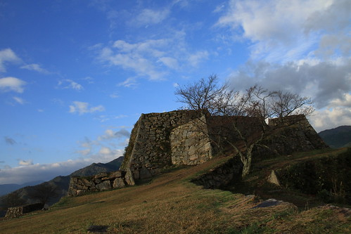 takeda castle