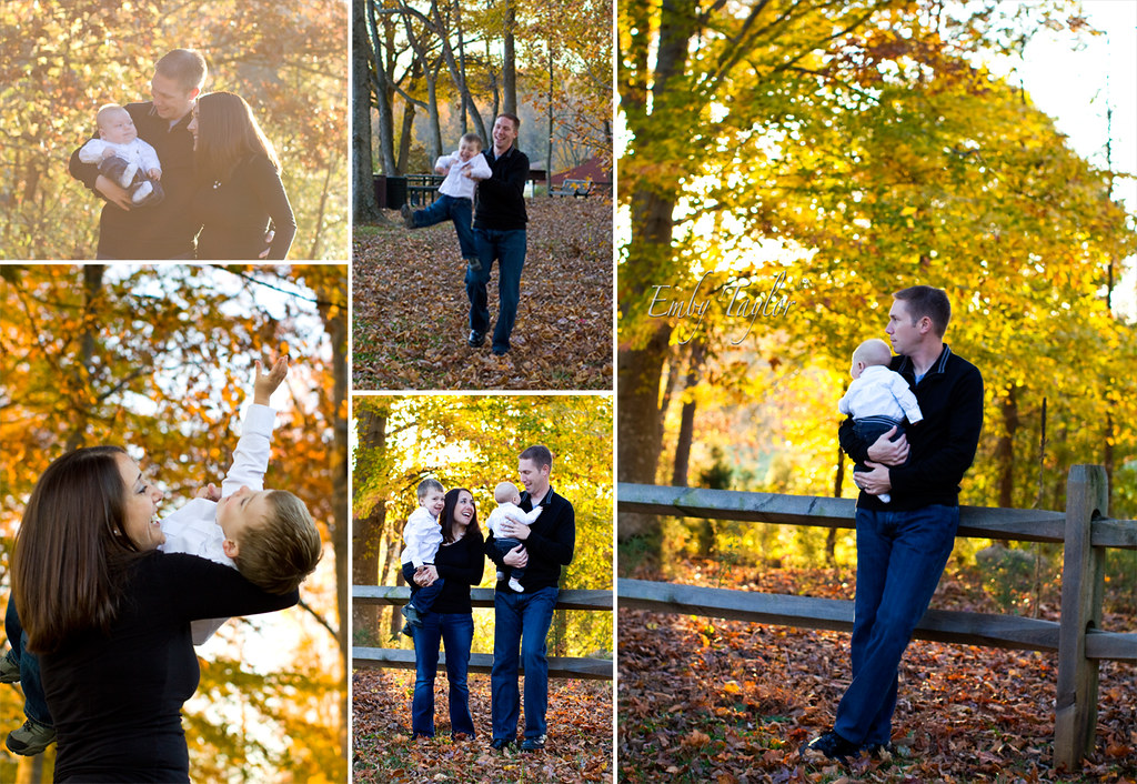 The Beautiful C Family Storyboard charlotte family photographer kannapolis concord huntersville lake norman