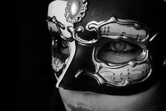 Enjoy the silence (Thisnotaparadise) Tags: music black blancoynegro mascara máscara masc