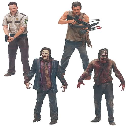The Walking Dead  Action Figure - Eu Quero