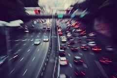Our Rush Hour. (Luci Correia) Tags: city cars avenida traffic rush carros rushhour luci stress bigcity trânsito correia centers ansiedade citycenters cidadegrande horadorush trânsitosãopaulo luzesdoscarros lucicorreia trânsitorecife grandescentros lucicorreiafotógrafa lucicorreiafotografia colecionandoluzes stressnotrânsito trânsitosp