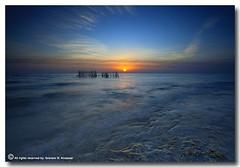 The Rising Light [Explored - First Page] (ibrahem N. ALNassar) Tags: light canon eos rising mark n ii 5d kuwait usm ef 1740mm f4 q8 the    alnassar  ibrahem