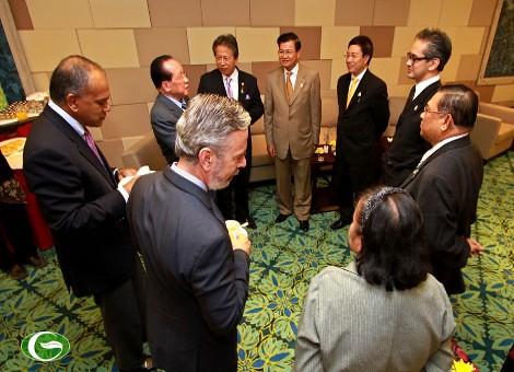 Hoạt động của Bộ trưởng Ngoại giao Phạm Bình Minh tại Hội nghị cấp cao ASEAN