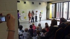 Joint Summer programme with Comedy School 2011