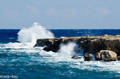 _DSC9021 (mary~lou) Tags: sea fletcher coast nikon rocks waves mary rough 15challengeswinner mary~lou pregamewinner