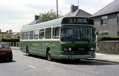 strathclyde - aa buses a523ysd edge of ayr town JL (johnmightycat1) Tags: bus scotland aa ayrshire
