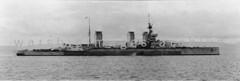HMS Lion (Image Ref: warship4178) (ww2images) Tags: lion battleship 1915 warship royalnavy battlecruiser hmslion waratsea navyphoto britishships warshipimages warshipimagescom warshipphotos