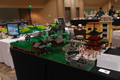 BrickMania's BBTB Display (The Acquaintance Crate) Tags: by bay bricks vietnam wat 2012 bbtb brickmania