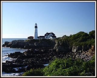 Portland Head Lighthouse   exp 377