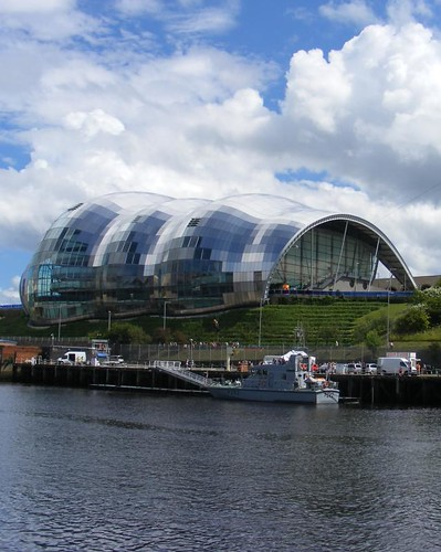The Sage - Gateshead
