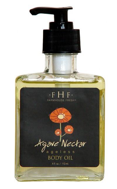 Agave Nectar Body Oil
