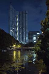 June 30, 2011 (guen-k) Tags: b japan tokyo sigma chuoku 丹下健三 kenzotange vanished 長時間露光 dp1 赤坂プリンスホテル grandprincehotelakasaka