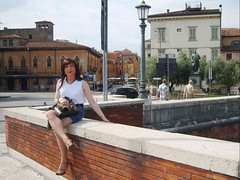 Verona - Adige River (Alessia Cross) Tags: tgirl transgender transvestite crossdresser travestito