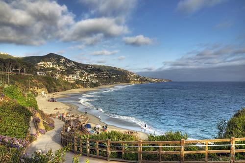 Laguna Beach Scene