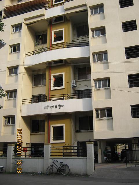 Sai Ganesh Kunj, near Pate Developers' Kimaya, 2 BHK Flats, in Suvarna Nagari, Swami Vivekanand Road, Bibwewadi, Pune 411 037